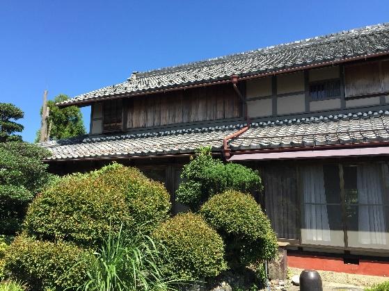 【平成27年度10月17日(土)】岐阜県で古民家鑑定実技講習を行います。